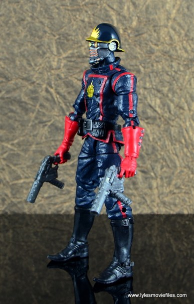 marvel legends the thanos imperative sdcc set review - star-lord rear