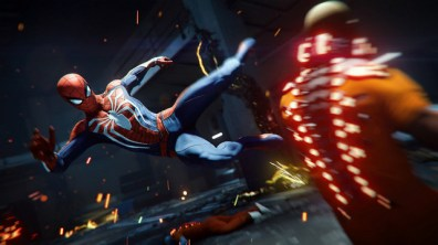 marvels-spider-man prison fight