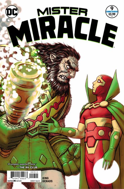mister miracle 9