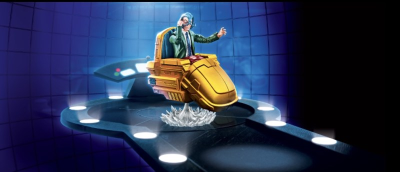 new marvel legends professor x