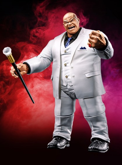 marvel legends kingpin