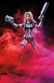 marvel legends silver sable