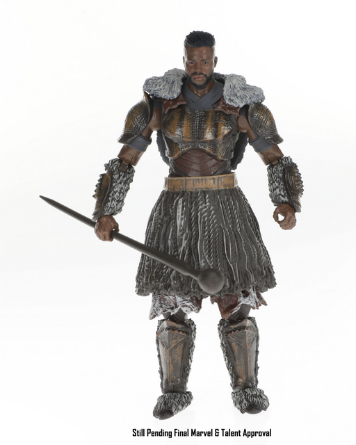 MARVEL BLACK PANTHER LEGENDS SERIES 6-INCH Figure Assortment - M'Baku (Build-A-Figure)