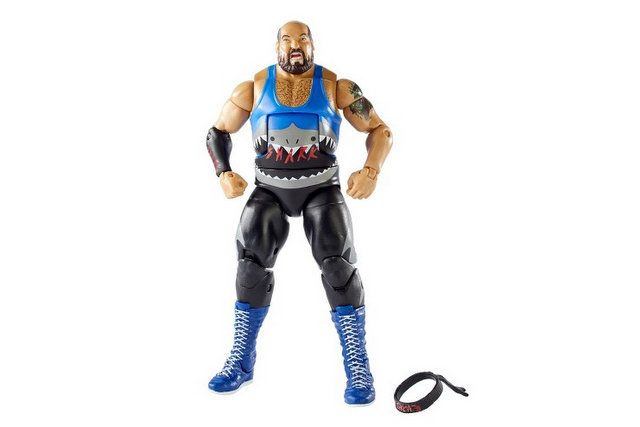 WWE Elite Collection The Shark Figure - SDCC Exclusive Target