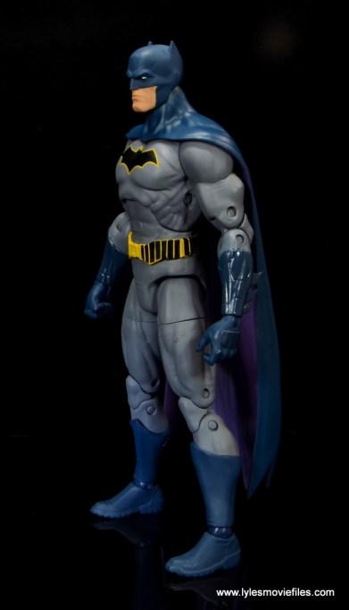 dc essentials batman figure review -left side