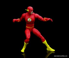 dc essentials the flash figure review -slowing down