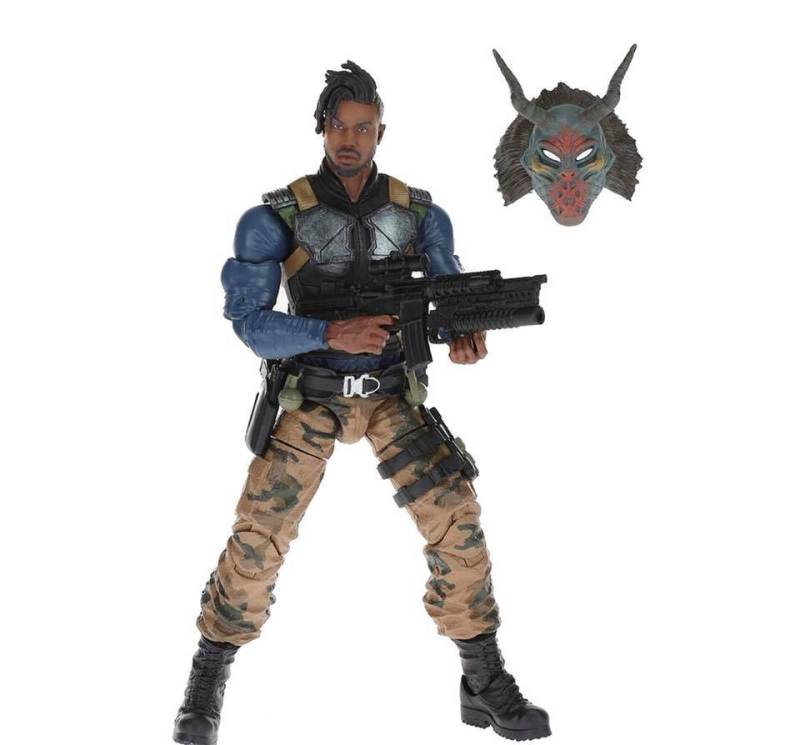 marvel legends black panther wave 2 killmonger