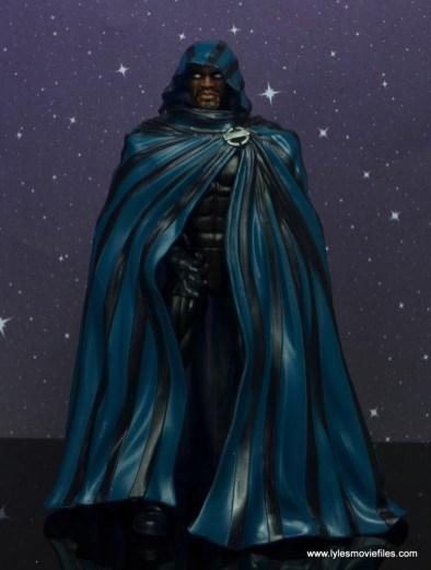 marvel legends cloak and dagger figure review - cloak front