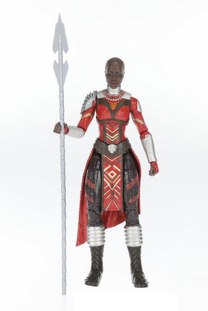 sdcc 2018 black panther marvel legends wave 2 - ayo