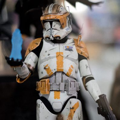 sdcc 2018 hot toys reveals -commander cody