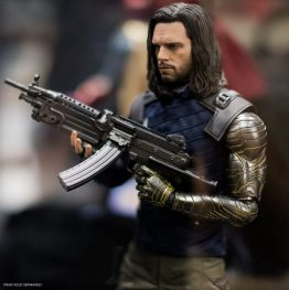 sdcc 2018 hot toys reveals -the winter soldier