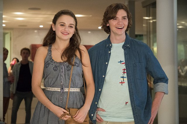 the kissing booth - jacob elordi and joey king
