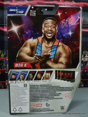 wwe elite 53 big e figure review - package rear