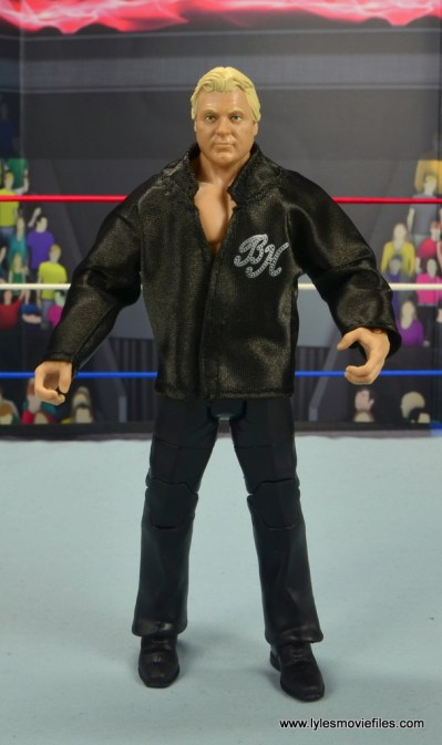 wwe fan central bobby heenan figure review - front