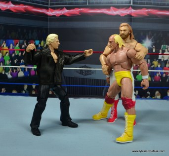 wwe fan central bobby heenan figure review - getting paybck on hogan
