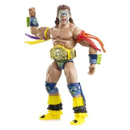 wwe hall of champions 3 - ultimate warrior with accessories