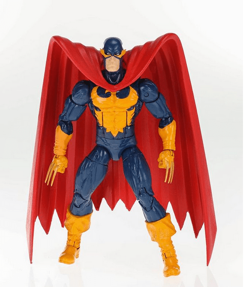 unboxing Toy Con Marvel Legends reveals - Nighthawk