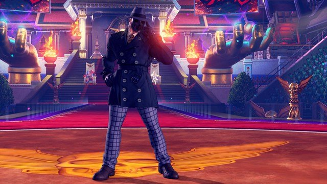 Street Fighter V Arcade Edition G story mode attire