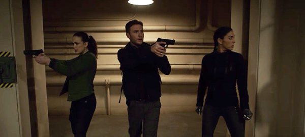 agents of shield the honeymoon review - simmons, fitz and elana