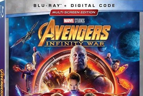 avengers infinity war digital code giveaway