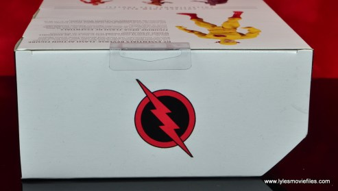 dc essentials reverse-flash figure flash - package top