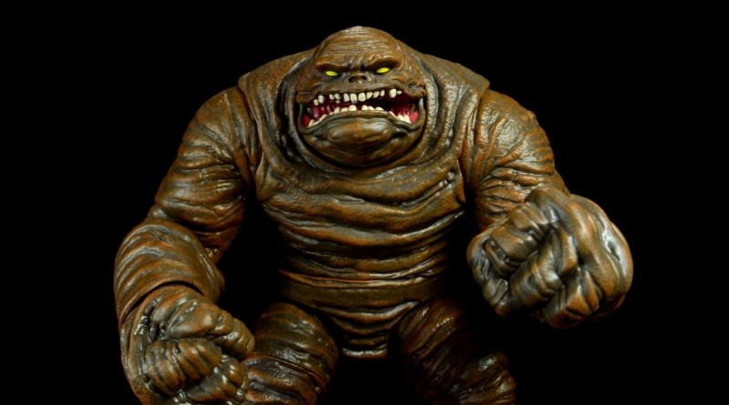 dc multiverse collect and connect clayface figure review -main pic
