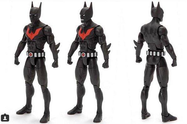 dc multiverse promotional images - batgirl