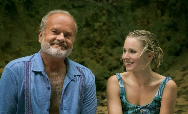 like father movie review - kelsey grammer and kristen bell