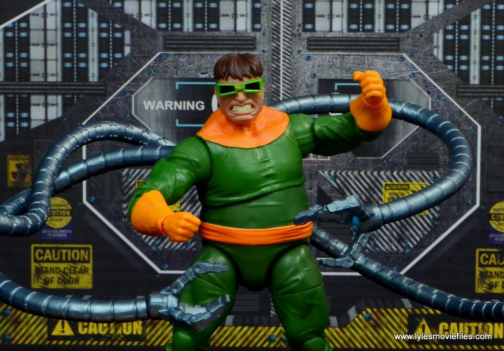 Marvel Legends Doctor Octopus figure review | Lyles Movie ...