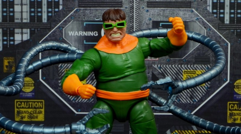 marvel legends doctor octopus figure review - main pic