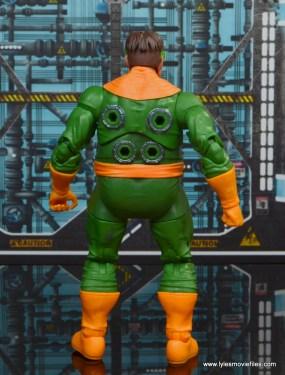 marvel legends doctor octopus figure review - rear