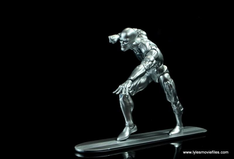 marvel legends silver surfer figure review -ready for battle