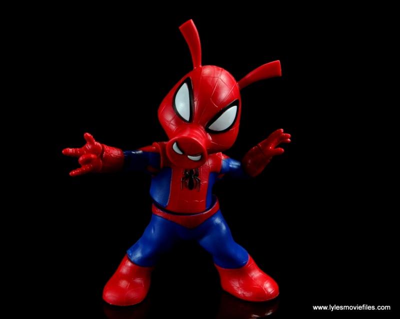 marvel legends spider-ham figure review -battle ready