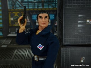 mego action jackson figure review - gun up