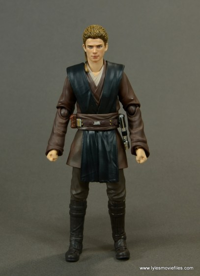 sh figuarts anakin skywalker figure review - front