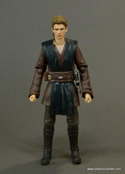 sh figuarts anakin skywalker figure review - front