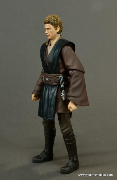 sh figuarts anakin skywalker figure review -left side