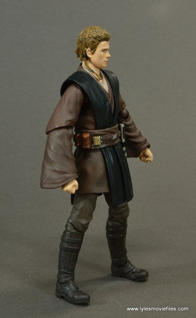 sh figuarts anakin skywalker figure review -right side