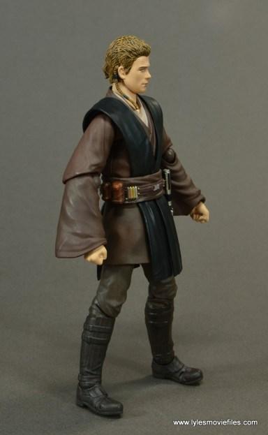 sh figuarts anakin skywalker figure review -right side