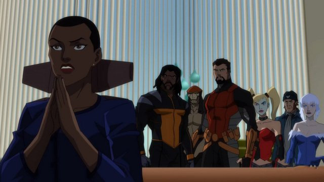 suicide squad hell to pay - amanda waller and suicide squad