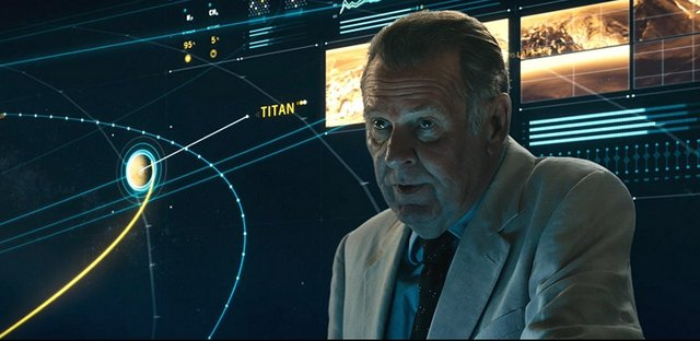 the titan movie review - tom wilkinson