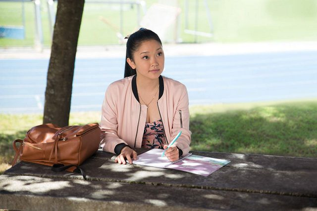 to all the boys i've loved before movie review - lana condor