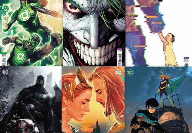 dc comics reviews 9/19/18