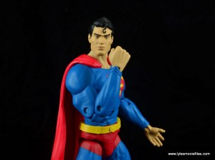 dc essentials superman review -fist up