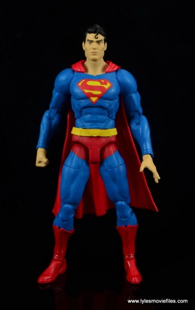 dc essentials superman review - front