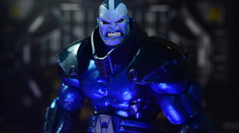 marvel legends baf apocalypse figure review -main pic