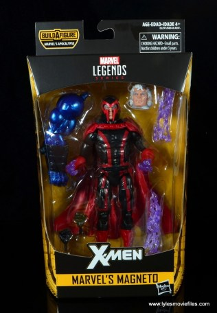 marvel legends magento review - package front