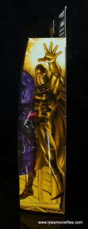 marvel legends magento review - package side