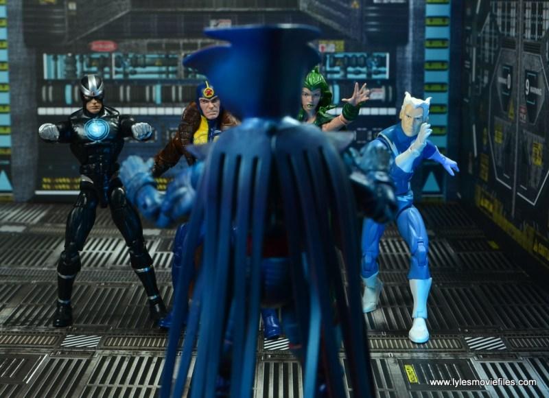 marvel legends multiple man figure review - x-factor vs mr sinister