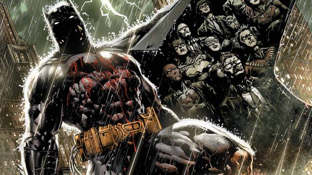 10 essential dc universe - batman eternal